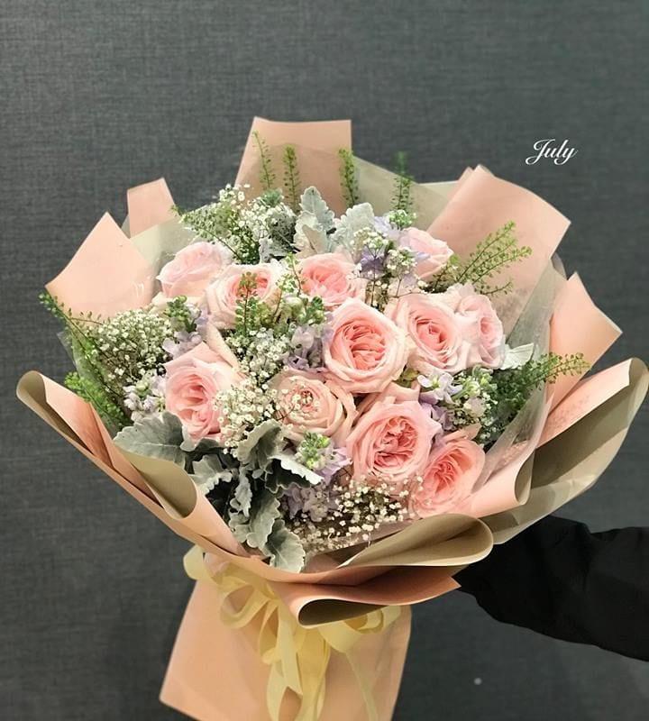 Mách chàng các loại hoa tặng bạn gái mới quen